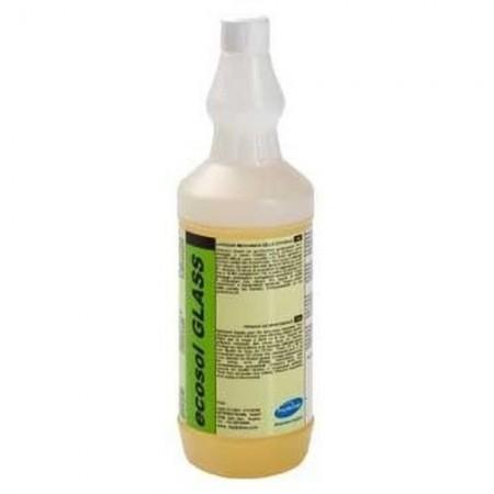 Hagleitner EcosolGLASS - жидкое средство для мойки посуды из стекла в посудомоечных машинах