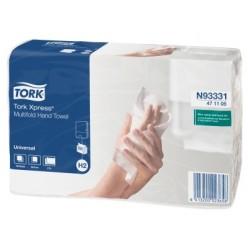 Tork Листовые полотенца сложения Multifold Xpress N93331/471117