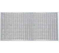 Грязезащитные системы ГидроГрупп Стальная ячеистая придверная решетка 990Х490