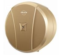 Palex Диспенсер для обычной туалетной бумаги Золотой