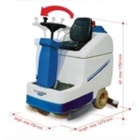 Поломоечная машина Fiorentini SMILE 80T
