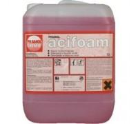 Pramol Chemie ACIFOAM - кислотный пенный очиститель для обработки помещений санитарно-гигиенического назначения