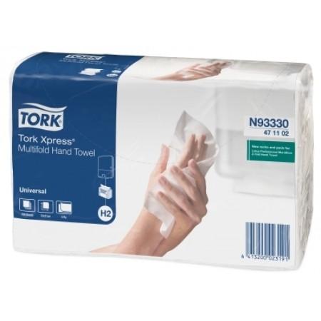 Tork Листовые полотенца Xpress сложение Multifold N93330