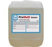Pramol Chemie PRAMULTI GASTRO - универсальное безвредное чистящее средство