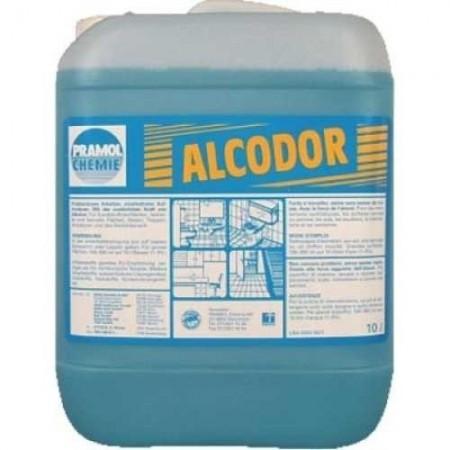 Pramol Chemie ALCODOR - очиститель с содержанием спирта и низким пенообразованием