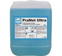 Pramol Chemie PRANET ULTRA - очиститель для повседневной чистки не оставляющий разводов