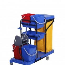 BAIYUN CLEANING Многофункциональная тележка для уборки