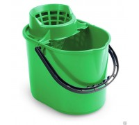 TTS Ведро Pit с отжимом 12 л зеленое