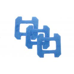 Чистящие салфетки для HOBOT-268/288 для влажной уборки (набор 3 шт), шт
