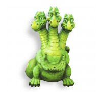 Статуя Трёхглавый дракон