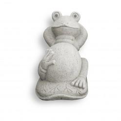 Статуя Лягушка