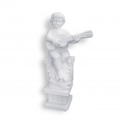 Статуя Мальчик с гитарой