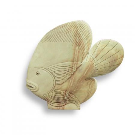 Статуя Рыба