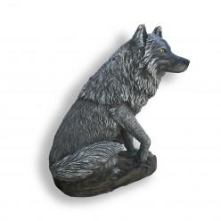 Статуя Волк