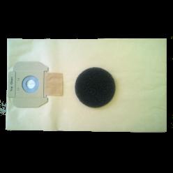 Мешки пылесборные бумажные для S10