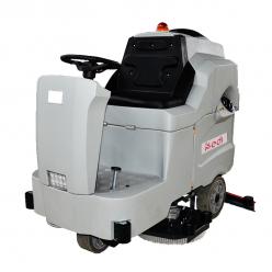 Поломоечная машина с местом оператора (Райдер) KEDI GBZ-100B