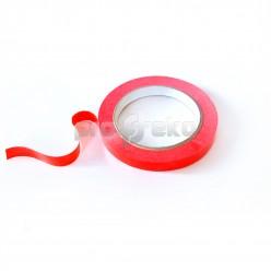 Односторонняя упаковочная клейкая лента (скотч PL-165) красная