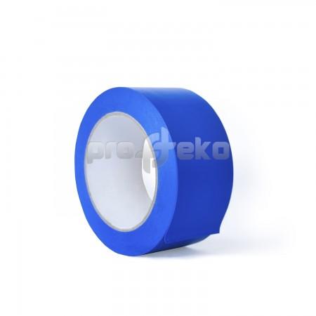 Односторонняя разметочная сигнальная маркировочная клейкая лента (PL-179) синяя