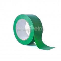 Односторонняя разметочная сигнальная маркировочная клейкая лента (PL-179) зеленая