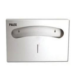 Диспенсер Palex для бумажных покрытий на унитаз , Металлический