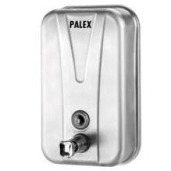 Диспенсер Palex для жидкого мыла , нержавеющая сталь 1000 мл.