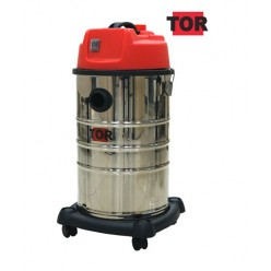 Профессиональный пылесос для автомойки TOR WL092-30 INOX